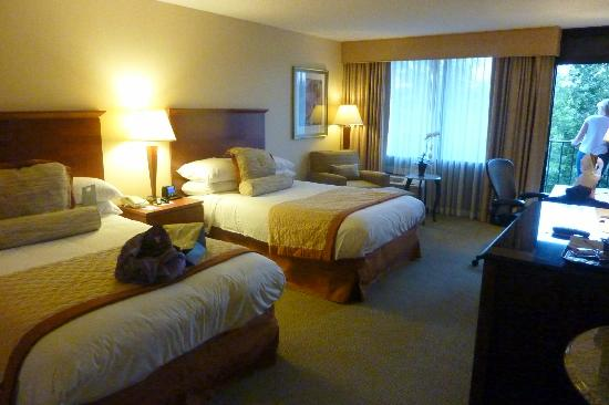 Wyndham Boston Andover: chambre