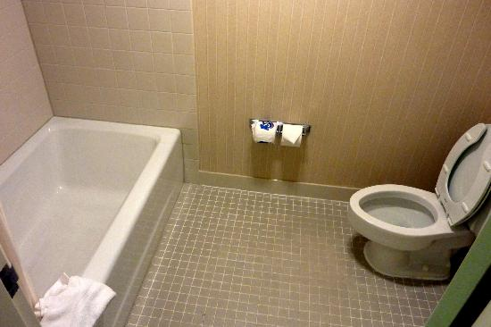 DoubleTree by Hilton Hotel Boston - Andover: salle de bains