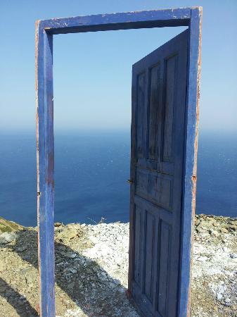 Villa Le Grand Bleu: la porte du paradis