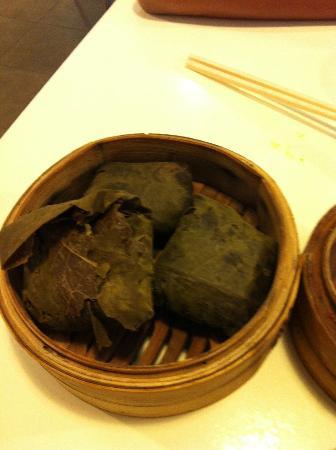 Old Hong Kong Tea House: Lotus glutinuous rice