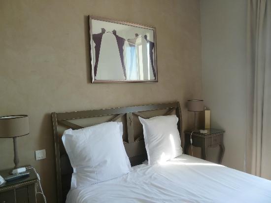 Best Western Hotel De La Plage : Chambre