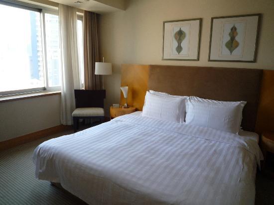 Ascott Beijing: 寝室