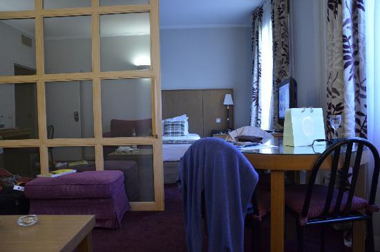 Residence du Roy Hotel: Camera