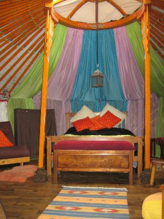 Norfolk Glamping & Yurt Holidays: romantic?