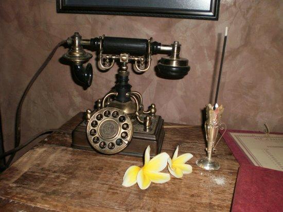 Balquisse Heritage Hotel : Téléphone
