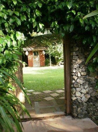 BALQUISSE Heritage Hotel: Jardin