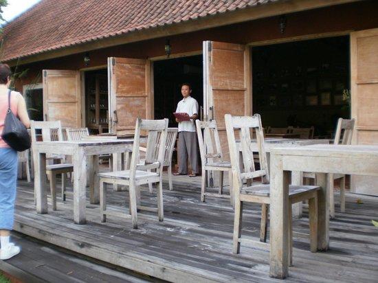 BALQUISSE Heritage Hotel: Restaurant Asam Garam