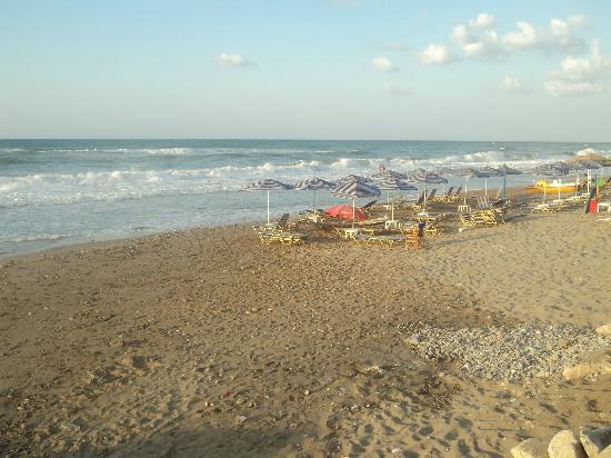 smartline Dimitrios Beach: Plage