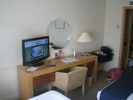 Holiday Inn Rochester-Chatham: Room