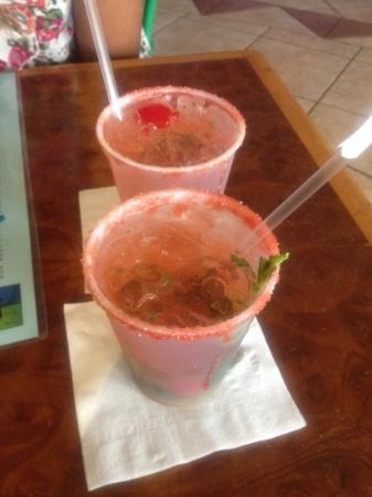 Punto de Vista Restaurant & Bar: Sexy Strawberry