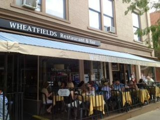 Wheat Fields Restaurant Saratoga