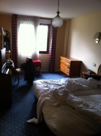 Hotel Henry II Beaune Centre : chambre donnée pour une Smartbox