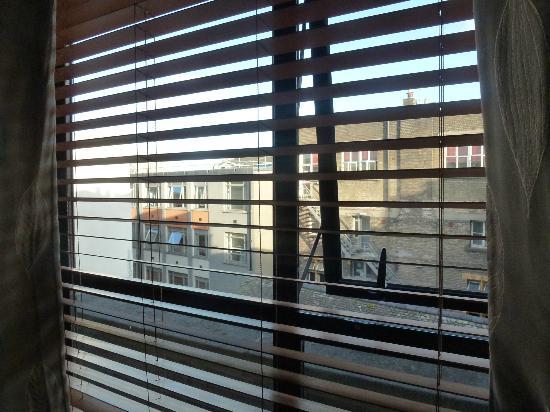 Handels Hotel Temple Bar: Vistas desde la habitación