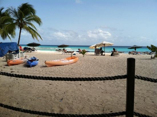 Barbados: St. Lawrence, May, 2012
