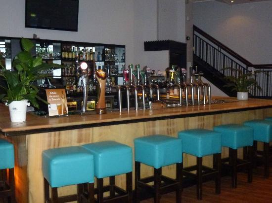 Handels Hotel Temple Bar: Bar