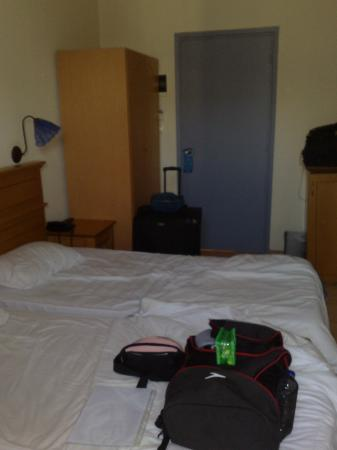Sylvia Hotel: August 2012 - room 205