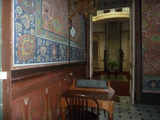 Hotel Imperial: una parte dell' interno...