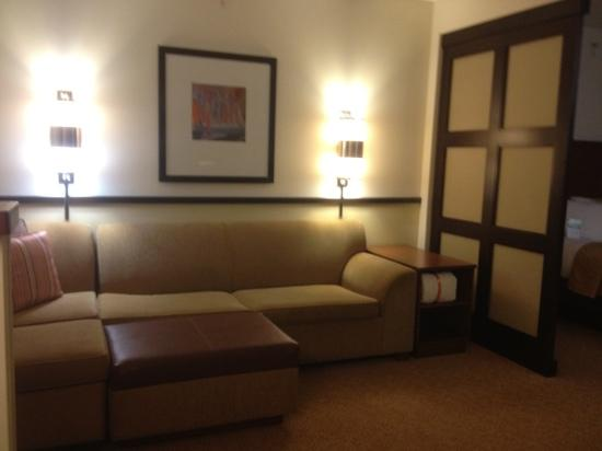 Hyatt Place Atlanta-East/Lithonia: Section Couch in room