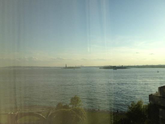 The Ritz-Carlton New York, Battery Park: View from Harbour view room