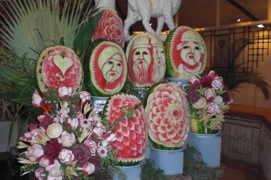 Club Resort Atlantis: Les pastèques