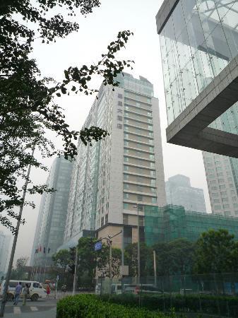 Kerry Hotel Beijing: ホテル外観その2です。
