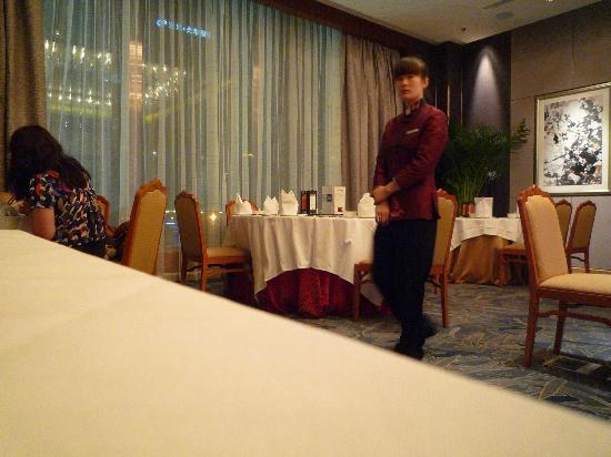 Kerry Hotel Beijing: 3階にある中華料理レストランです。