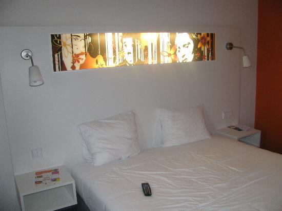 Star Inn Porto: Cama
