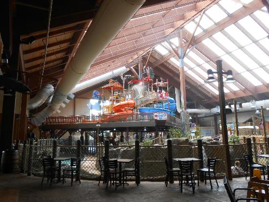 Six Flags Great Escape Lodge & Indoor Waterpark: waterpark
