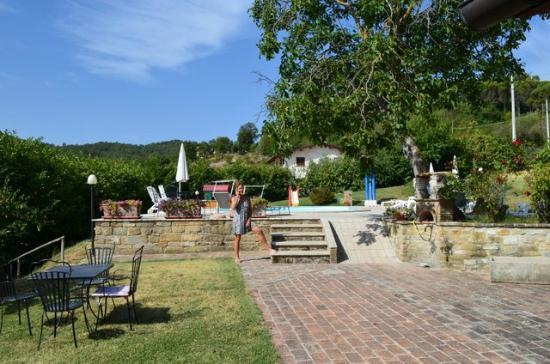 Casale Mariandre: vista