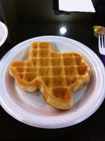Super 8 McKinney/Plano Area: breakfast