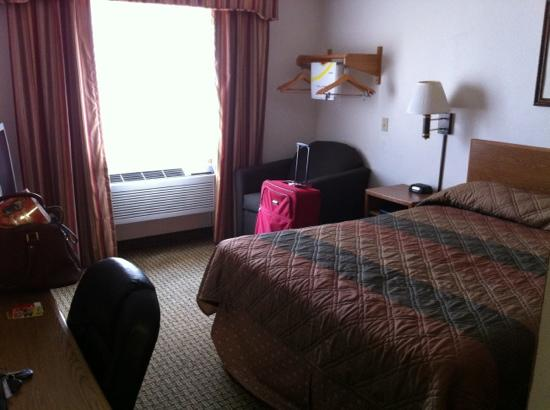 Super 8 McKinney/Plano Area: room 229