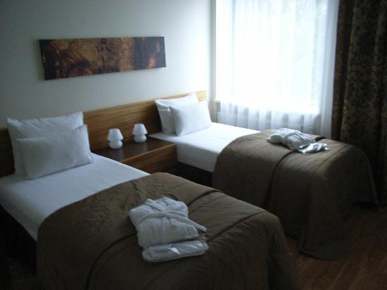 Ararat All Suites Hotel: una delle camere dell'appartemento