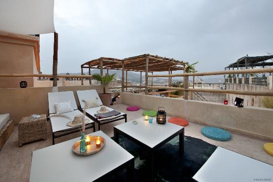 Riad Anata: Espace Lounge