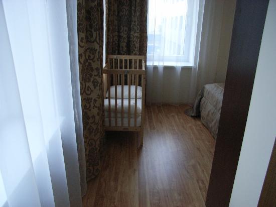 Ararat All Suites Hotel: con culla