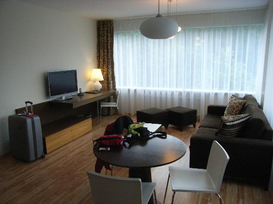 Ararat All Suites Hotel: sala