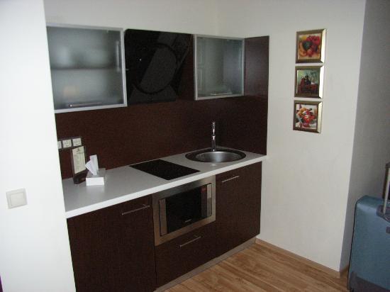 Ararat All Suites Hotel: cucina