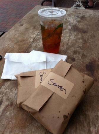 Super 8 McKinney/Plano Area: lunch