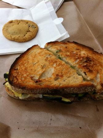Super 8 McKinney/Plano Area: sandwich