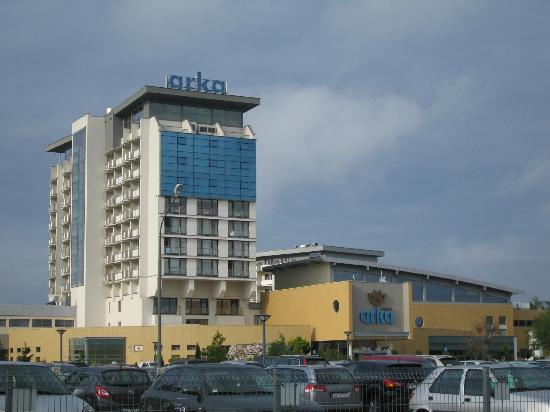 Arka Medical SPA : pierwszy widok