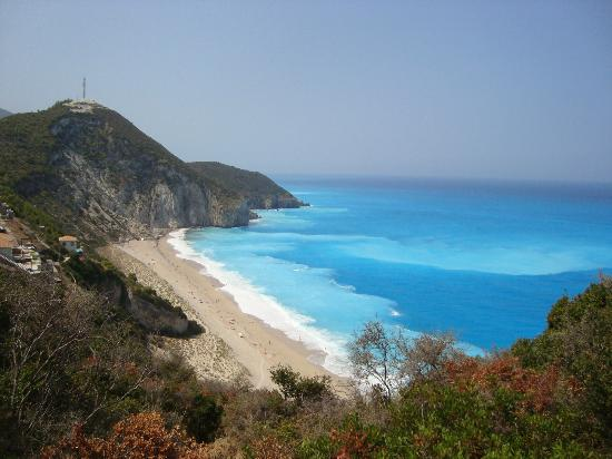 Vasiliki, Greece: Milos Beach