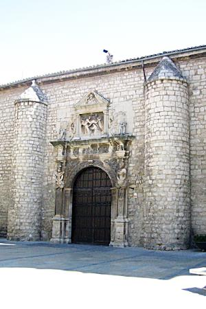 Church of San Ildefonso