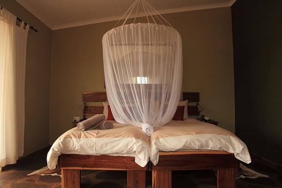 Kalahari Anib Lodge: la camera