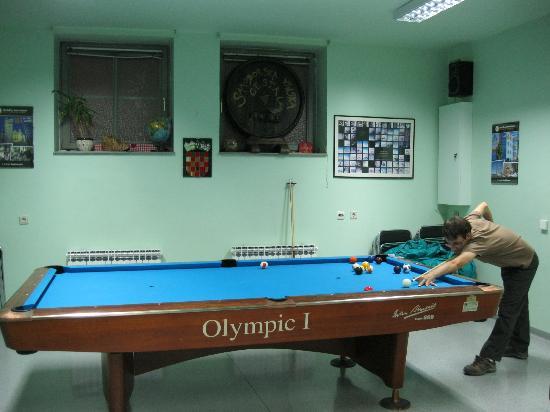 Hostel Samobor: Billar