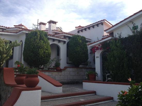 Villas La Hacienda: Häuschen