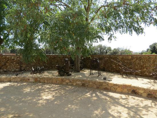 Masia Rural Can Poch: Aperos de labranza