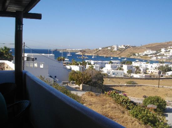 Hotel Eva: panorama dal terrazzo per la colazione