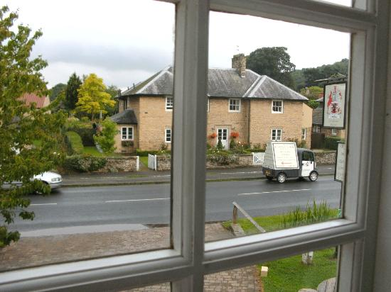 The Fairfax Arms: View from room 3
