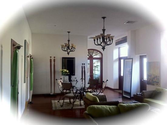 Casa Sucre Boutique Hotel: Living Room