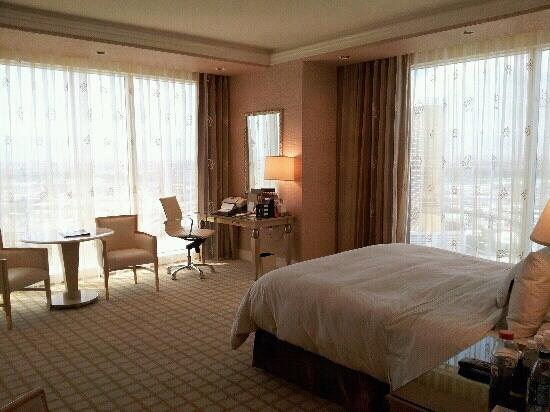 Corner Panoramic Room Picture Of Wynn Las Vegas
