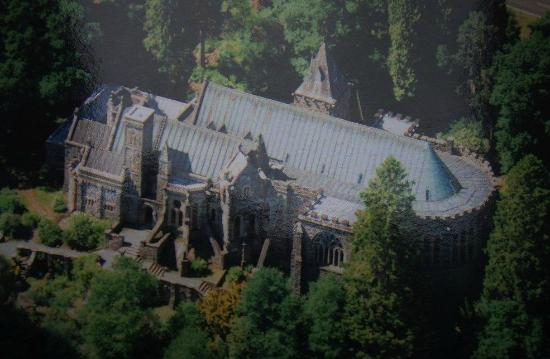 St Conan's Kirk: Gods view